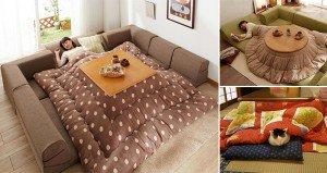 Japan Kotatsu Blanket