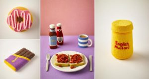 Jessica Dance Knitted Foods