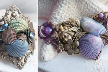Jessica Galbreth Seashells Jewelry