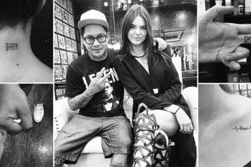 JonBoy Kendall Jenner Tattoo Artist