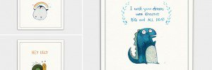 Killien Huynh Cute Cruel Postcards