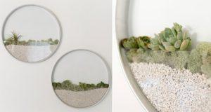 Kim Fisher Vertical Planters