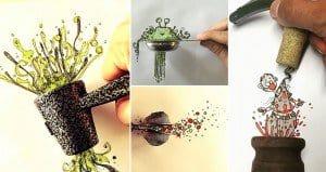 Korhan Ercin Kitchen Creatures