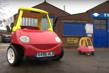 Little Tikes 'Cozy Coupe' Adult Toy Car