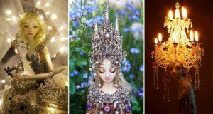 Marina Bychkova Porcelain Dolls