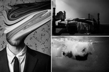 Photographer Edward Honaker Depression