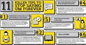 Public Speaking Filler Word Tips