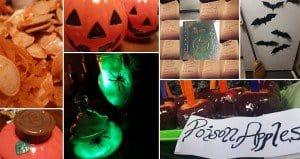 Rachel Labraaten Halloween Party