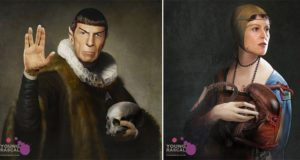 Richard Kingston Movie Characters With Old Masters