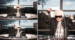 Ruth Flowers DJ