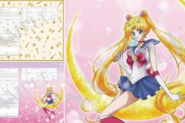 Sailor Moon Marriage Registration Certificates