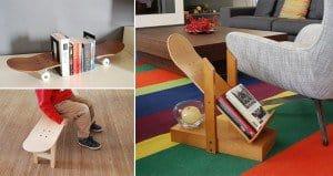 Skateboarding Furniture Skate Home