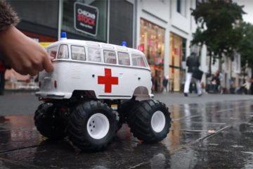 Smartphone Ambulance Antwerp