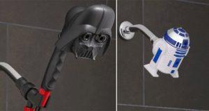 Star Wars Shower Heads