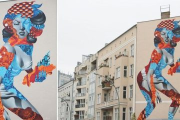 Tristan Eaton Attack Of The 50 Foot Woman Berlin