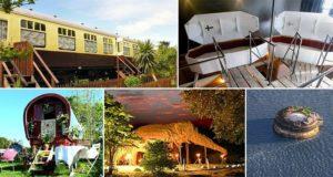 Unusual Hotels Around The World
