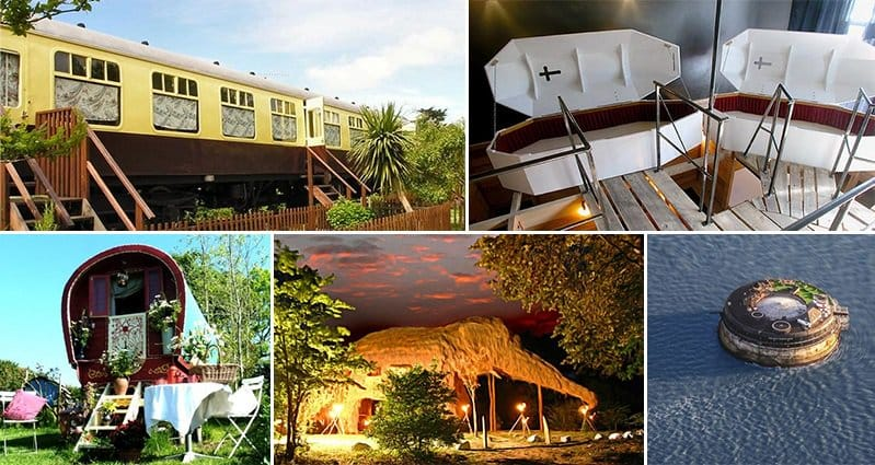 You need to see these unusual hotels from around the world for 10 unique hotels around the world