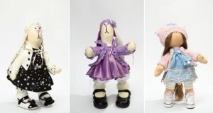 VikkiToys Handmade Dolls