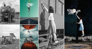 Vintage Photographs Digital Illustrations Kostis Pavlou