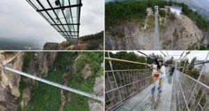 World's Longest Glass Bridge China
