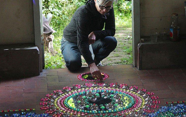 artist mandala