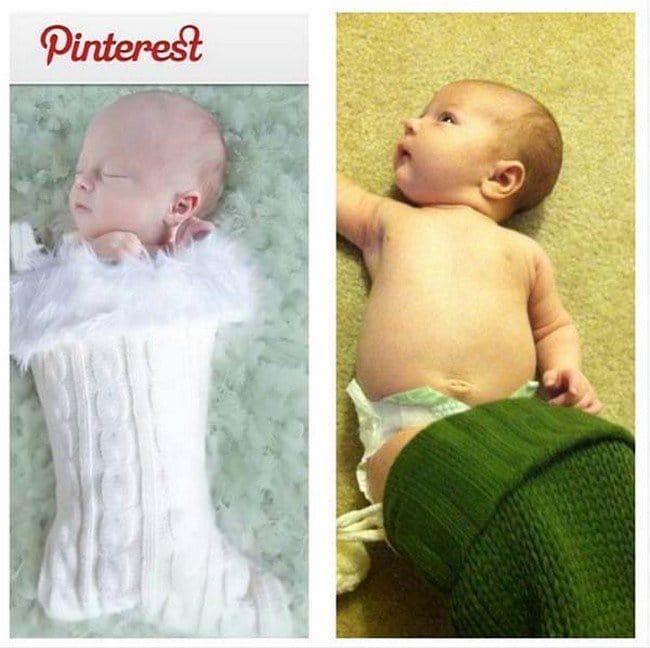 babies stocking