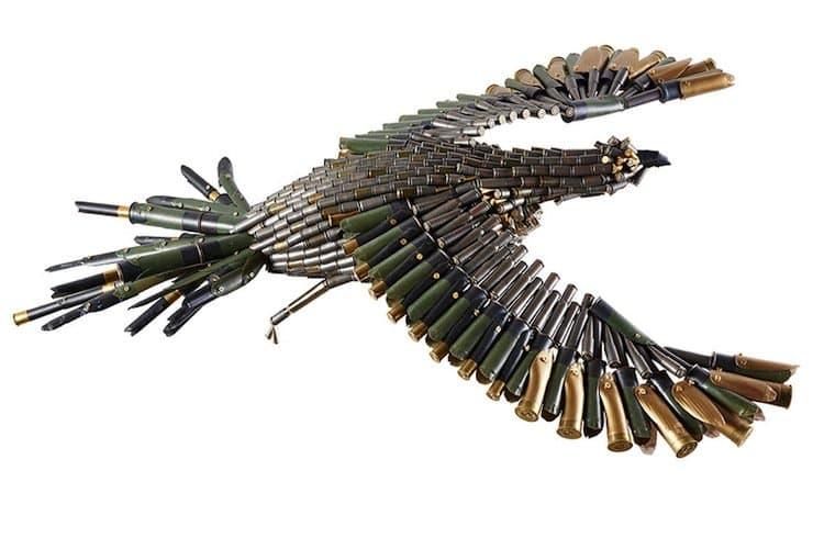 bullet-bird