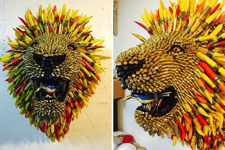 bullet-lion