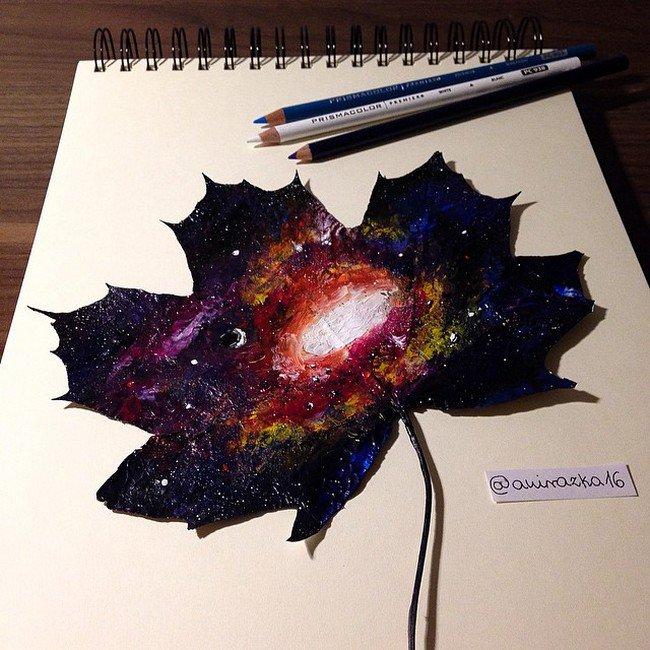 cosmic leaf