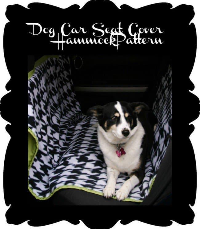 dog seat cover hammock