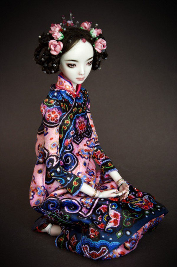 12 Of The Most Beautiful Porcelain Dolls You Ll Ever See