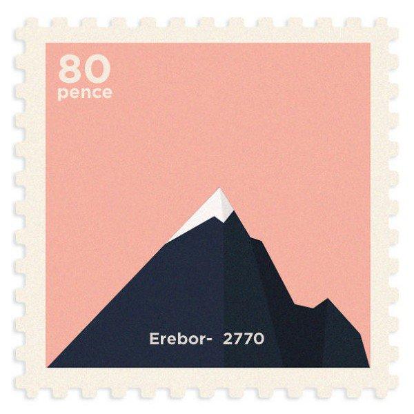 erebor stamp