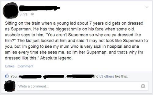 facebook-posts-superman