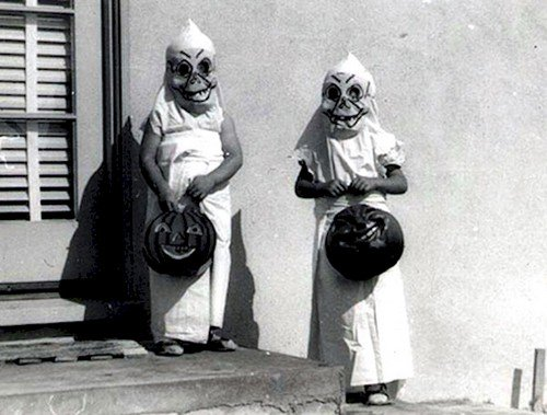 ghost kids