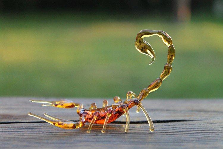 glass scorpion