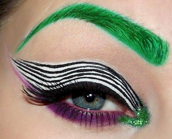 halloween-makeup-beetlejuice