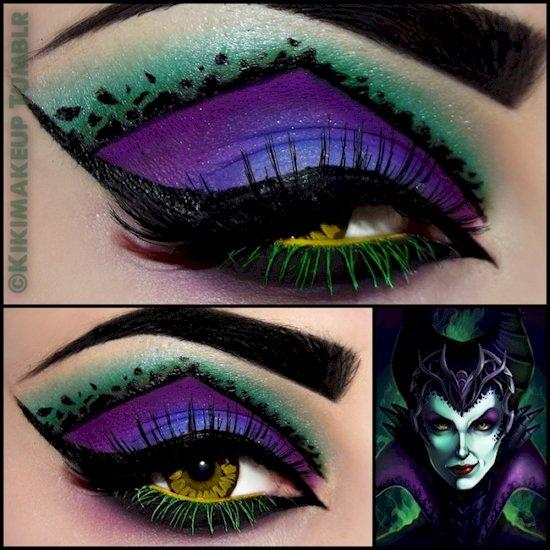 halloween-makeup-maleficent