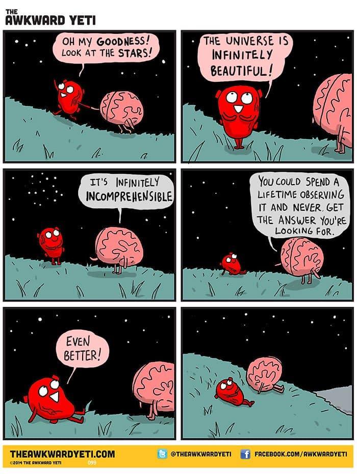 heart-universe