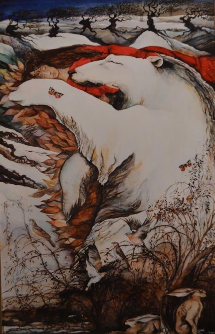 jackie-morris-bear-paintings-guardians