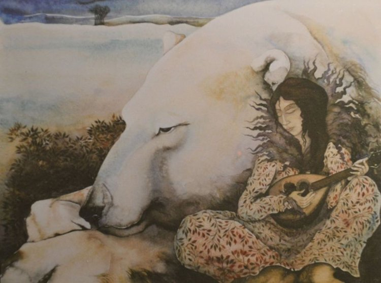 jackie-morris-bear-paintings-music