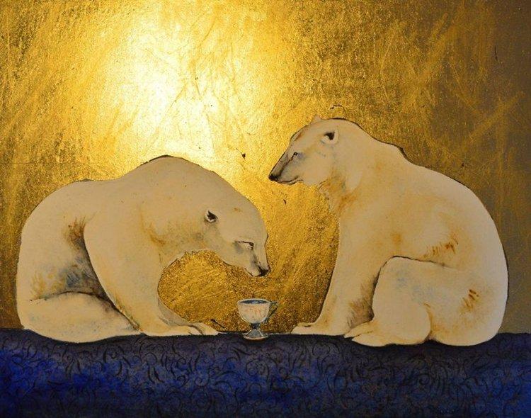 jackie-morris-bear-paintings-tea