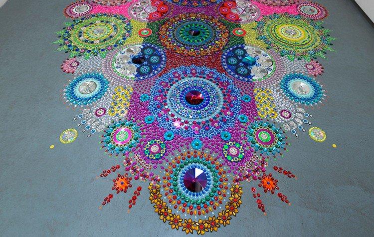 jeweled mandala