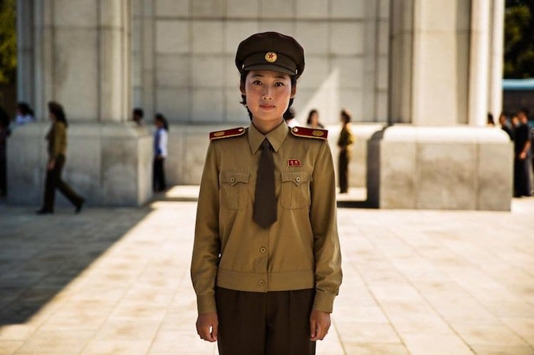 korea-uniform