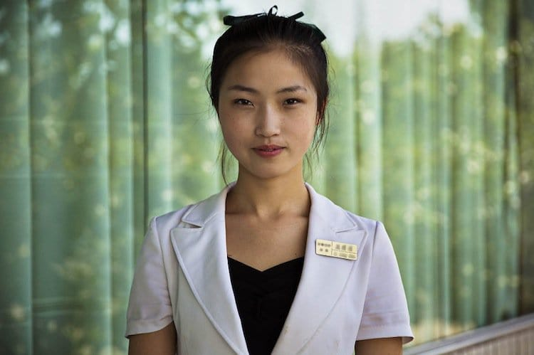 korea-waitress