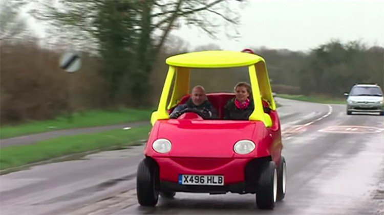 little tikes adult car
