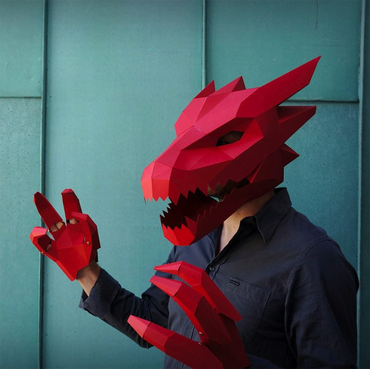 mask-dragon