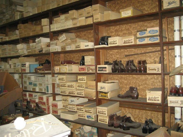 mens shoes boxes