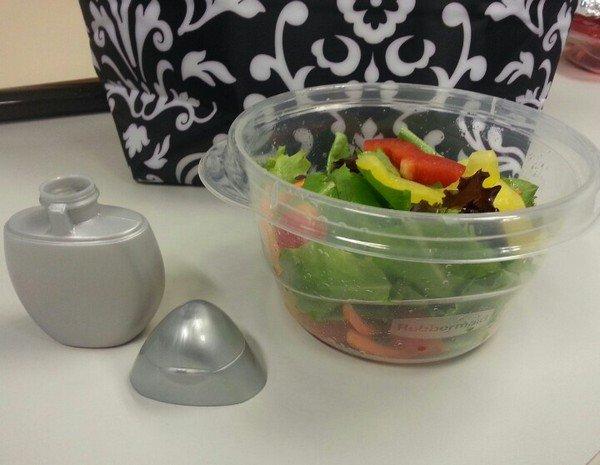 mio container salad