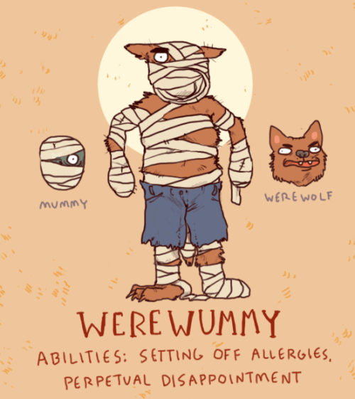 monster-hybrids-werewummy