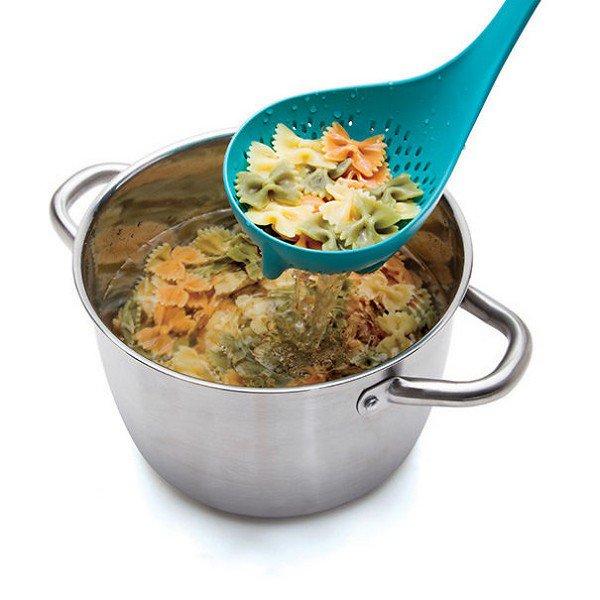nessie mama colander spoon pot